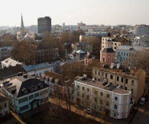 Ивановская горка и Хитровка