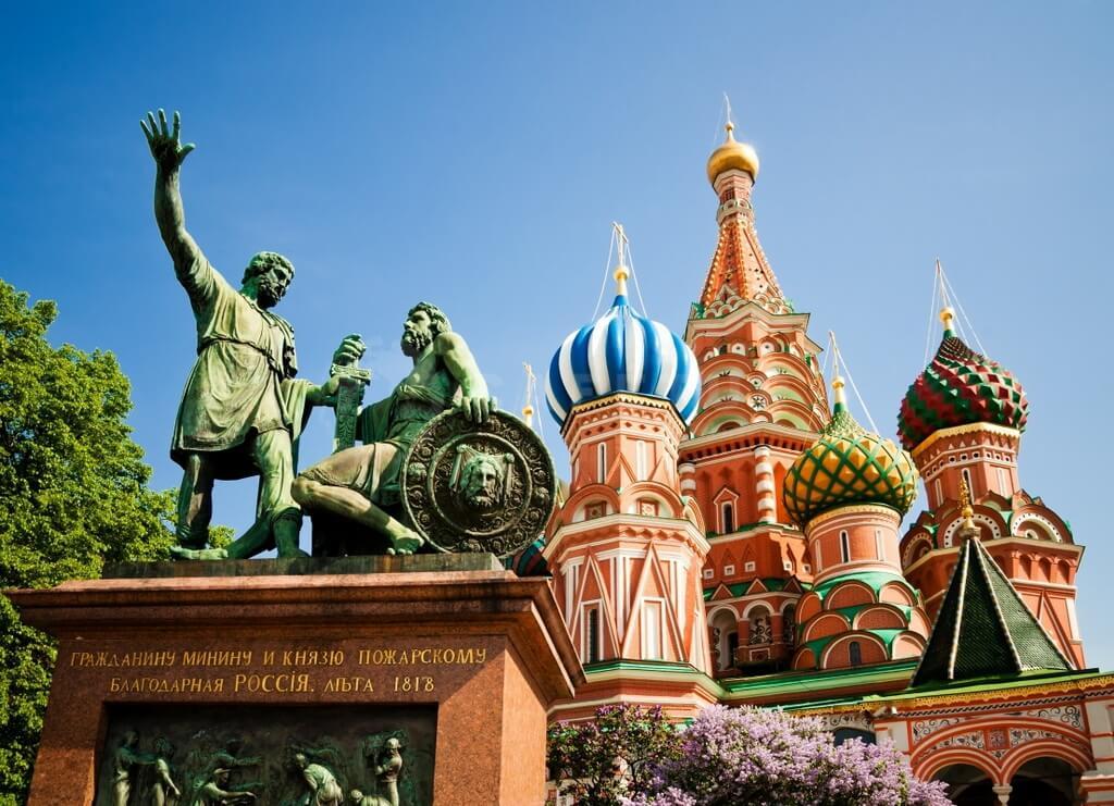 Индивидуальные экскурсии по Москве