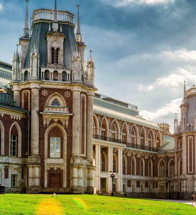 Царицыно дворец экскурсия