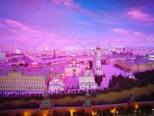 Центр Москвы экскурсия