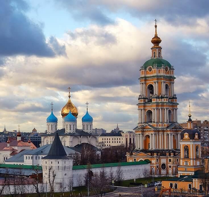 Церкви Москвы экскурсия