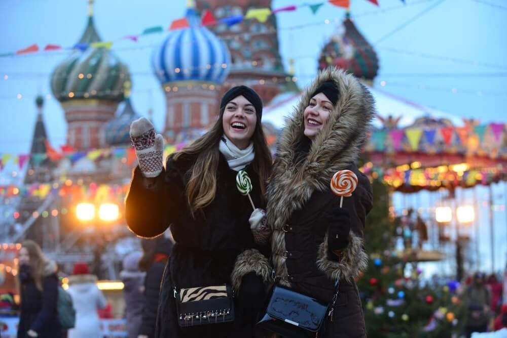 Экскурсия по Москве на английском языке цена