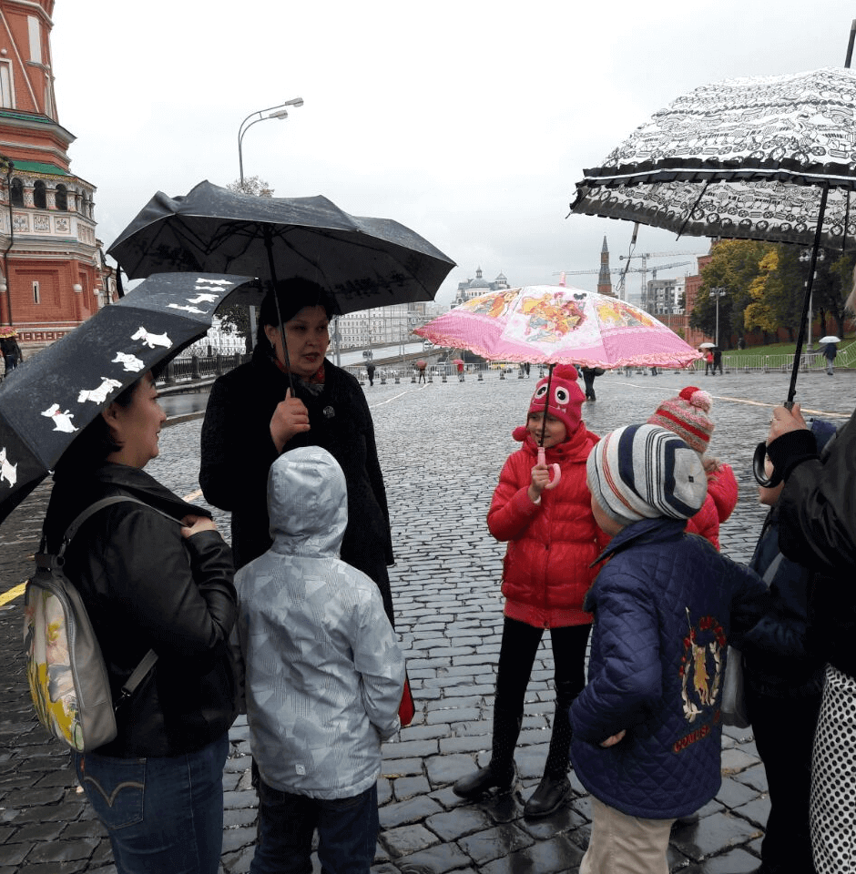 Экскурсии по Москве отзывы школьников