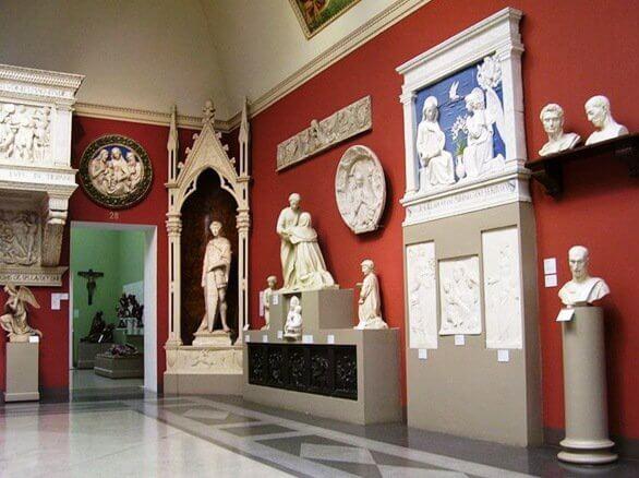 Экскурсия в музей поэта Пушкина