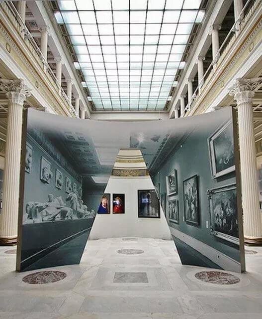 Экскурсия в музей Пушкина Москва