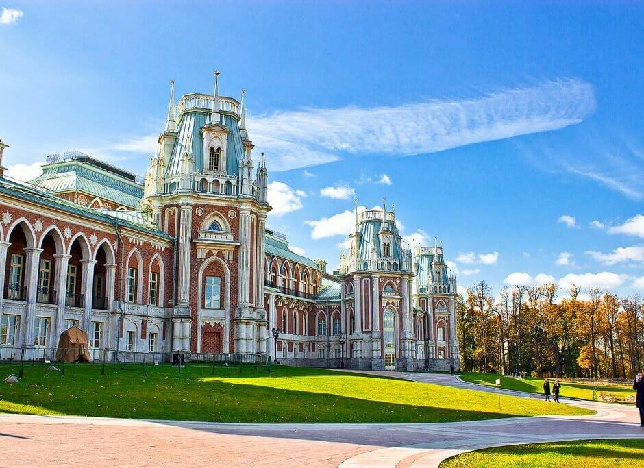 Экскурсии в Царицыно