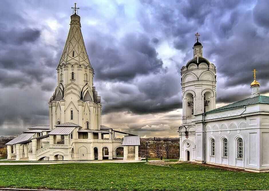 Экскурсии в Коломенском