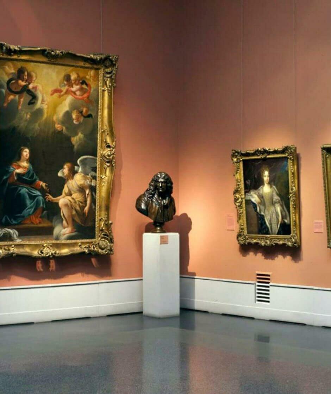 Экскурсия в музей Пушкина