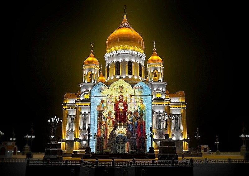 храм христа спасителя москва экскурсия