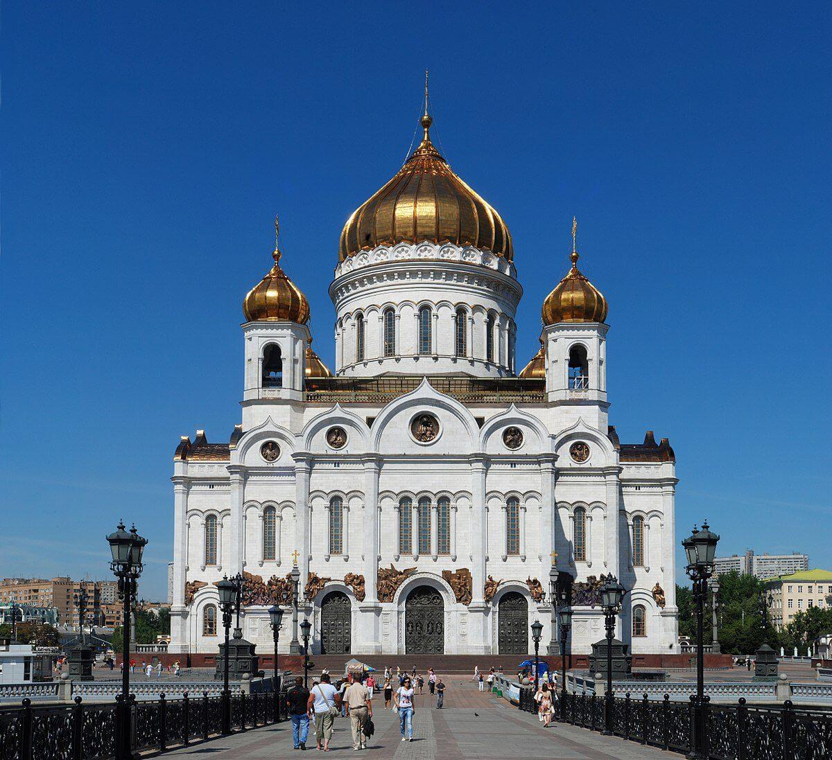 Мировые религии экскурсия по Москве