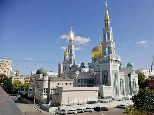 Мировые религии экскурсия