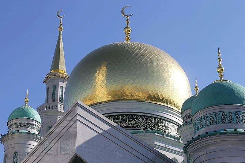 Москва мусульманская