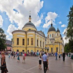 Москва православная экскурсия
