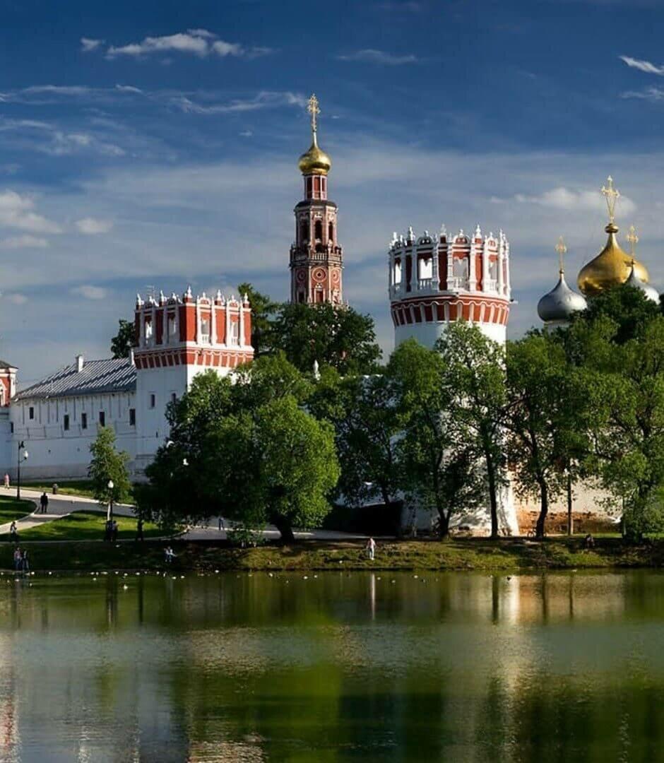 Экскурсия Новодевичий монастырь и Новодевичье кладбище
