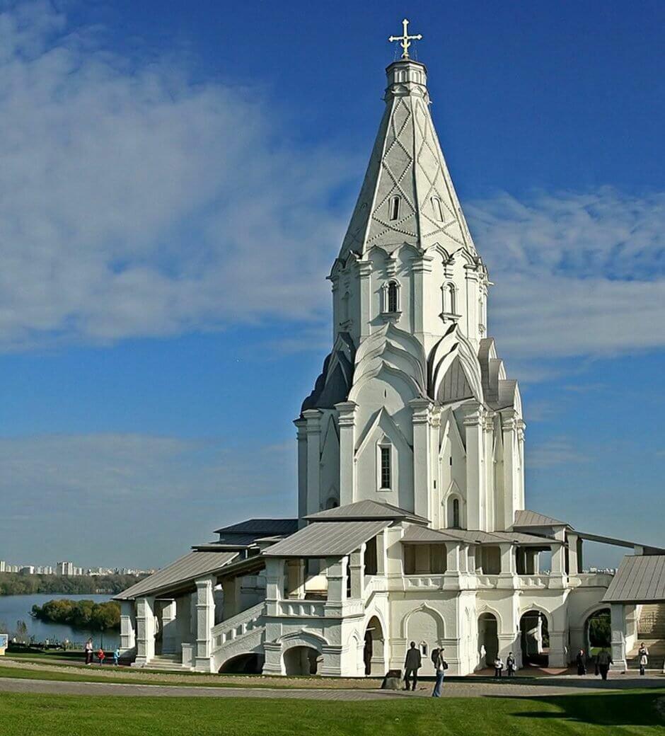 Памятники UNESCO в Москве