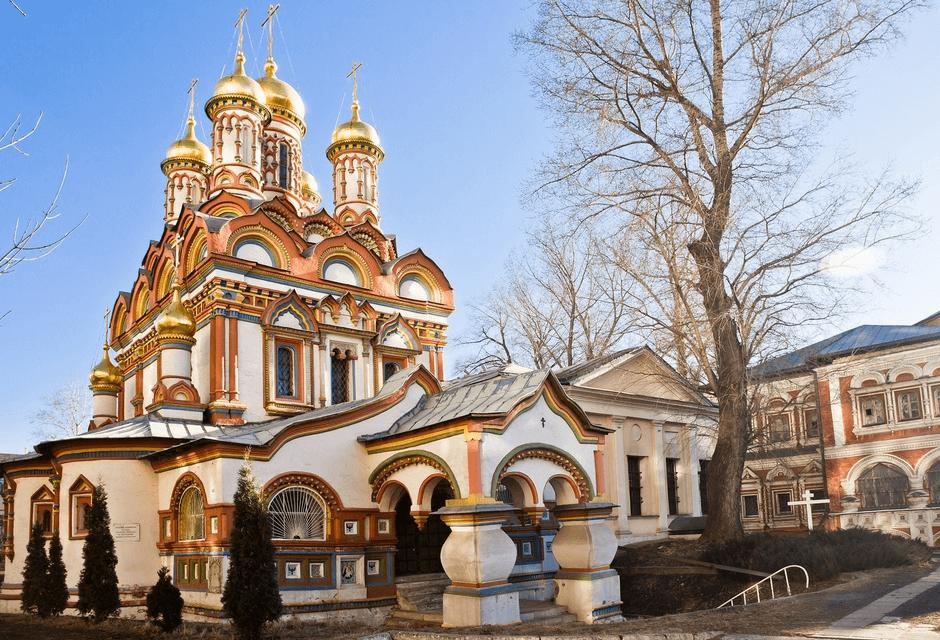 Православные экскурсии по Москве