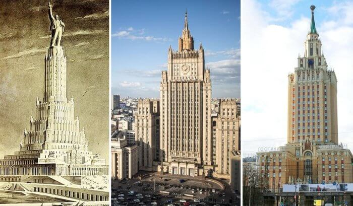Семь сталинских сестер