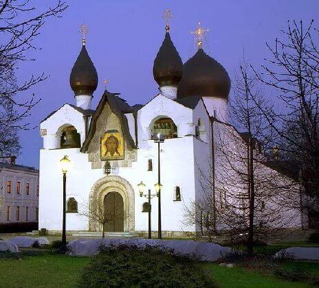Загадки и тайны Московских церквей и монастырей
