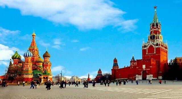 Красная Площадь Александровский сад