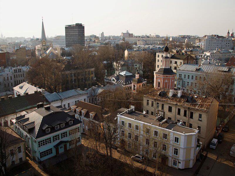 Аномальная Москва