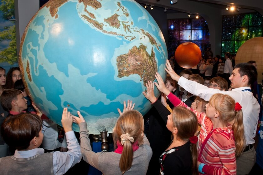 Экскурсии для школьников по Москве