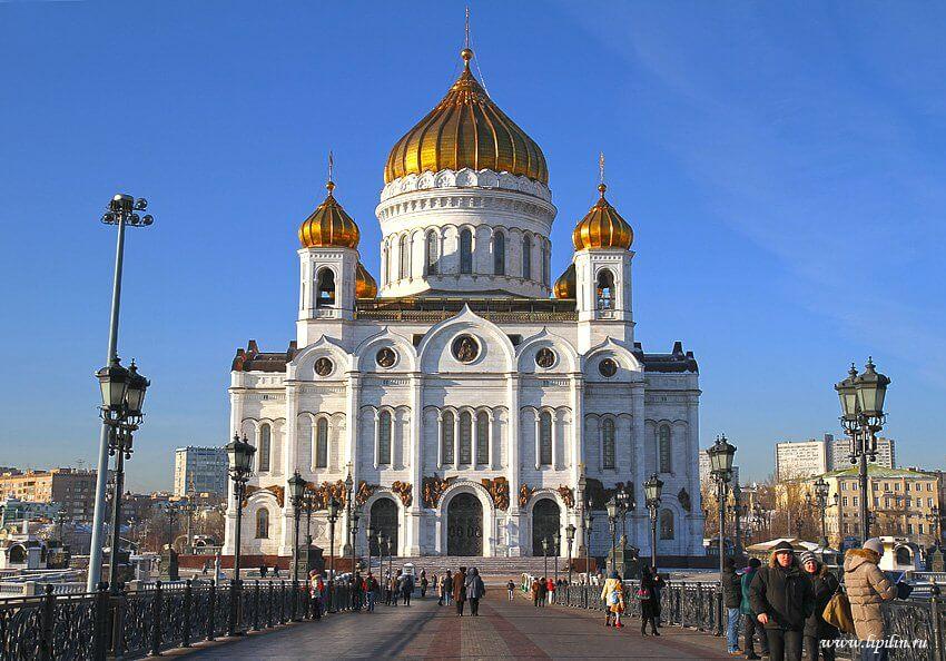Экскурсии по Москве цены