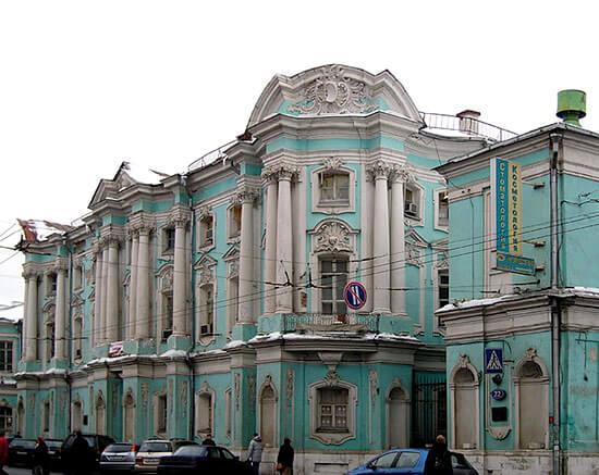 Экскурсия Диковинные дома Москвы