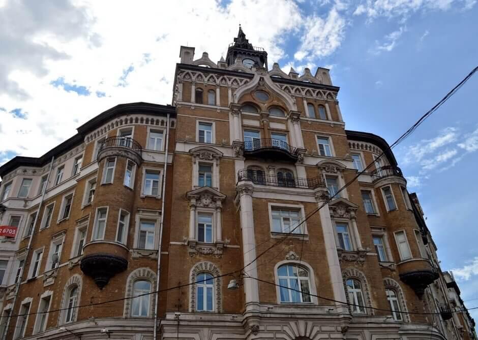 Экскурсия Москва масонская