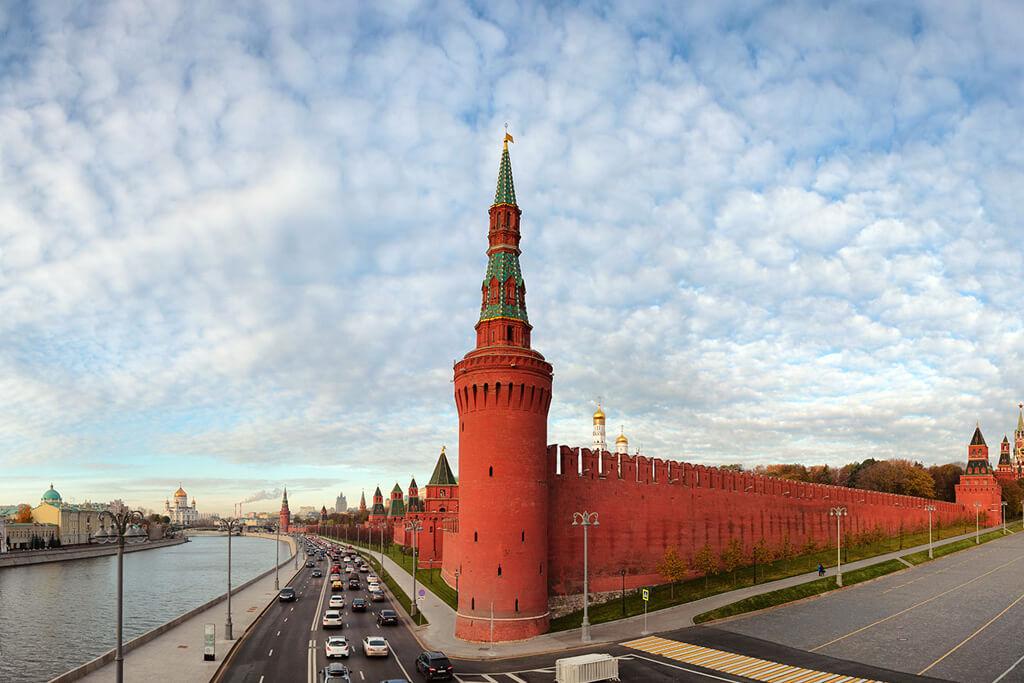 Обзорные экскурсии по Москве