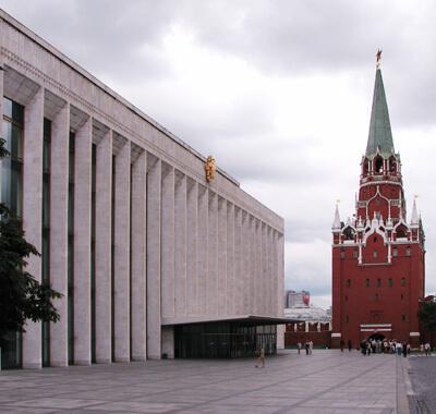 Московский Кремль экскурсия