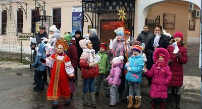 Святки в Коломенском