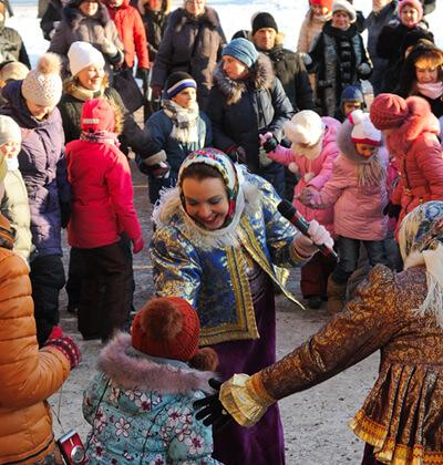 Святки в Коломенском экскурсии