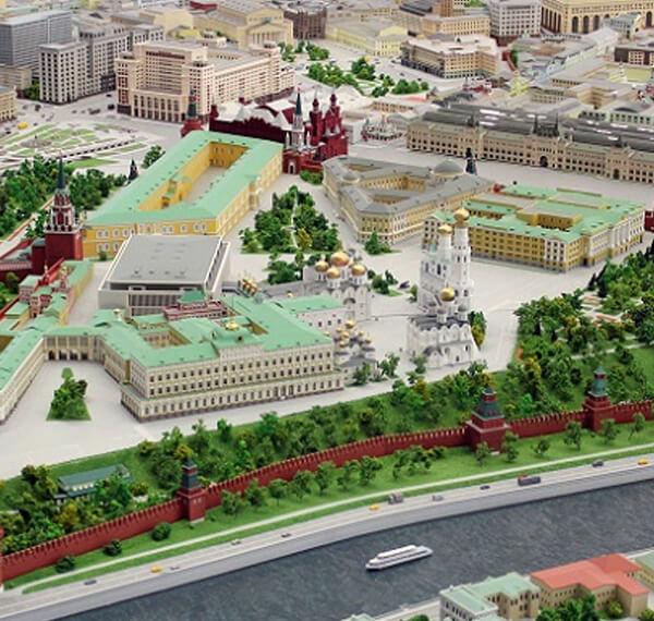 Крыши Москвы фото