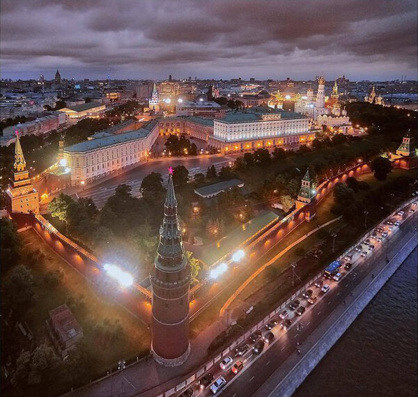 Крыши Москвы экскурсия