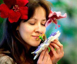 Цветочный карнавал или масленица в тропиках